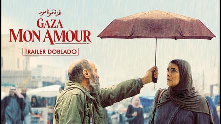 GAZA MON AMOUR   Tráiler Oficial VE   4 de junio en cines
