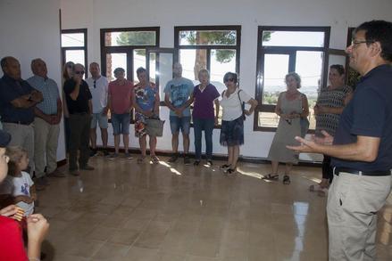La Donzell converteix l'antiga escola en un local social