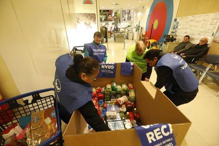 """Donacions virtuals per al Gran Recapte """"més important"""""""