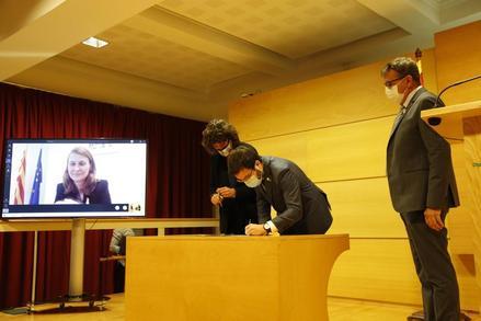 Més de disset milions per a la transformació econòmica de Lleida en els pròxims vuit anys