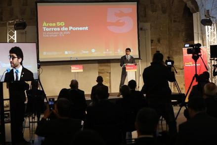 Lleida estrenarà el 2021 un laboratori per provar nous aparells amb tecnologia 5G