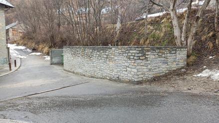 La Vall de Boí integra les zones de contenidors a l'entorn