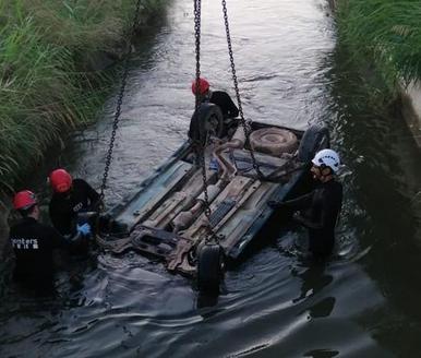 Mor un conductor al caure al canal d'Urgell a Puigverd de Lleida