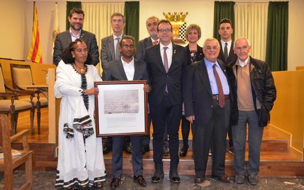 Premi a la pau a Colòmbia