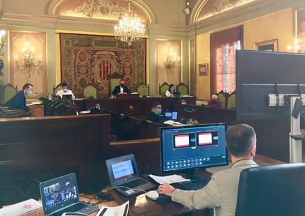 La Paeria retirarà els reconeixements al Rei emèrit que hi ha a Lleida
