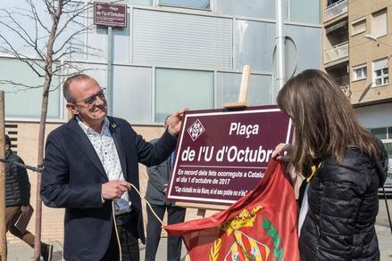 Lleida ja té la seua plaça de l'1-O