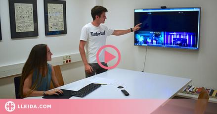 ⏯️ Dos joves emprenedors creen una empresa per millorar la salut dels jugadors de videojocs