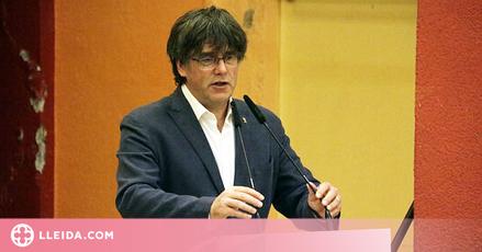 La policia italiana deté Carles Puigdemont