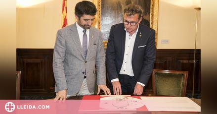 Generalitat i Diputació de Lleida impulsen el desplegament de la fibra òptica pel territori