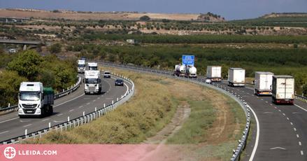 Municipis de les Garrigues i el Segrià reclamen l'Eix Transversal de Ponent