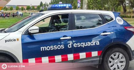 Detingut per vendre droga per autoconsum als joves de la Seu d'Urgell