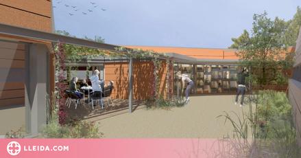 L'Associació Alba aconsegueix el finançament per a la nova residència de Sant Martí de Riucorb