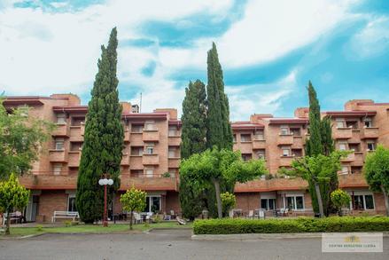 Una residència de gent gran de Lleida es blinda contra el coronavirus