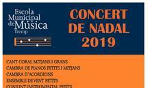 Concert de Nadal de l'Escola de Música | Tremp