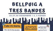 Parc de Nadal 'Bellpuig a Tres Bandes' i Gran Festa del Tió