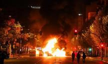 Lleida torna a cremar per segona nit consecutiva