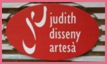 Logo Judith Disseny Artesà
