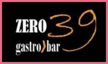 Logo Zero 39 Gastro Bar