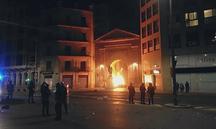 La seguda aplega més de 6.000 persones i acaba amb càrregues i disturbis a Lleida