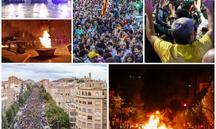 ENQUESTA Què en penses dels aldarulls viscuts a Lleida aquests dies contra la #SentènciaProcés?