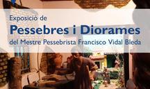 Pessebres i diorames de Francisco Vidal | Lleida