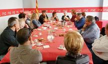 """Mínguez: """"Quan governa el PSOE pugen les pensions i la nostra gent gran té garantida una jubilació digna"""""""