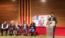 """Conseller Calvet: """"Espanya és una hipoteca de poder i de futur"""""""