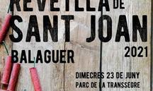 Revetlla de Sant Joan a Balaguer