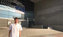 """Jordi, lleidatà confinat a Brusel·les: """"A Bélgica es permet i s'anima a la gent a sortir per passejar o fer esport"""""""